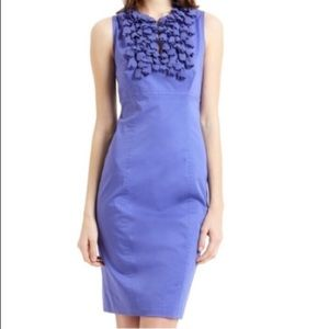 Ted Baker purple dress party date prom